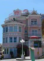 Charming Catalina Island houses