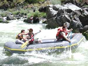Marble Mountain Rafting