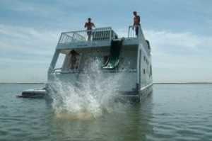 California Houseboat Rentals - Lake Berryessa Houseboat Rental