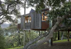 Corralitos Treehouse Post Ranch Sur